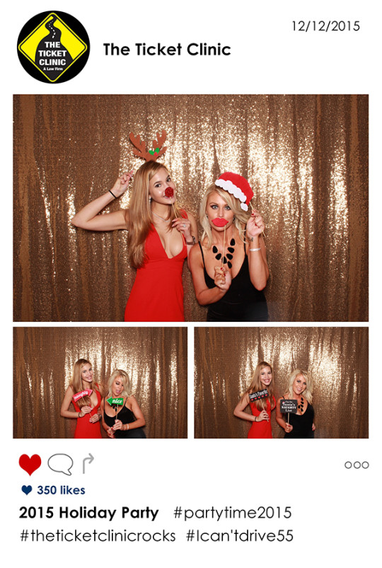 PHOTO BOOTH FOR HOLIDAY PARTIES
