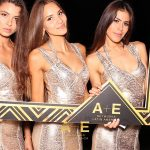 Models at Exclusive Miami Party Photo Booth