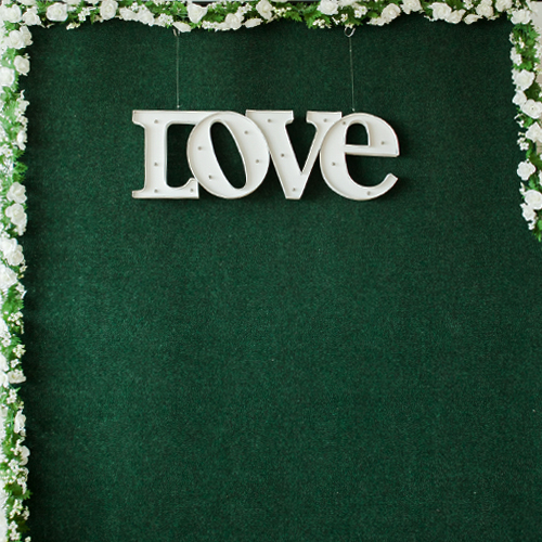 Custom Photo Booth Backdrop