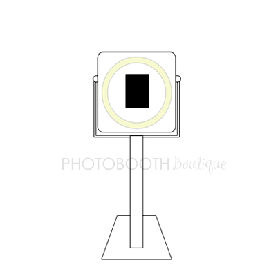 iPAD SELFIE BOOTH FOR CORPORATE EVENTS