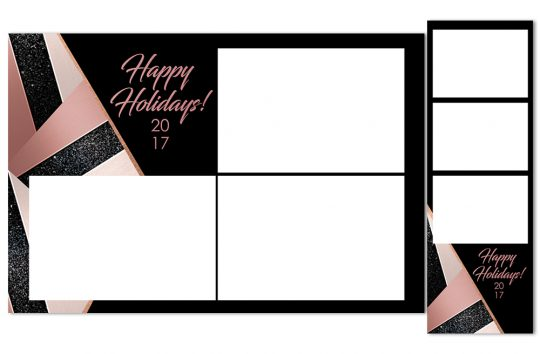 New Holiday Photo Booth Prints