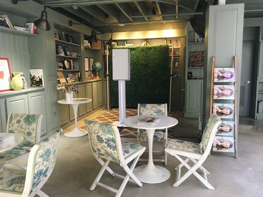 Nikki Beach Photo Booth Lounge